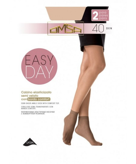 Omsa Easy Day 40 den A'2 Dámské ponožky