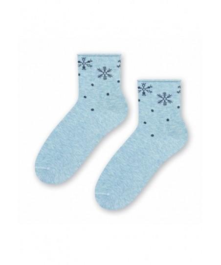 Steven art.099 Vánoční ponožky