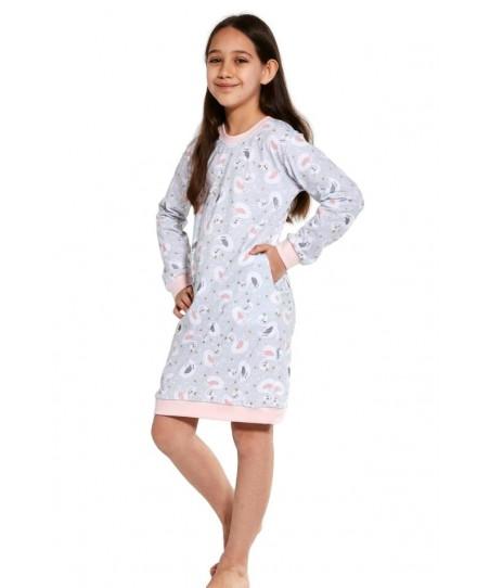 Cornette Kids Girl 396/137 Swan 3 86-128 Dívčí košilka